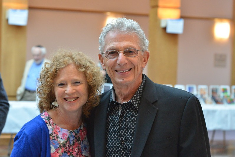 Barbara G. and Robert Snyder - So. of Border