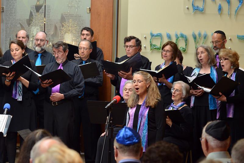 Congregation Beth Elohim, soloist