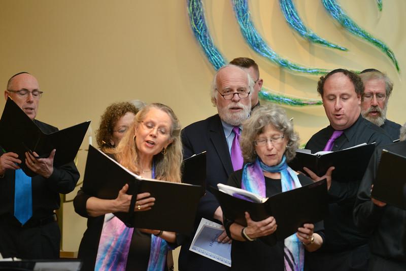 Congregation Beth Elohim, duet