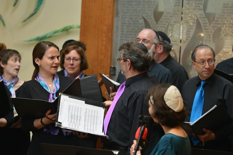 Congregation Beth Elohim, duets