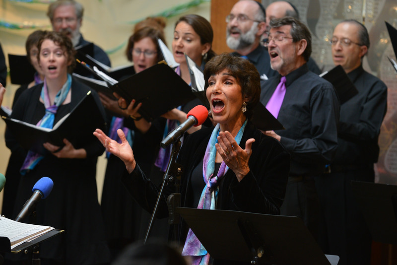 Congregation Beth Elohim, meaningful solo