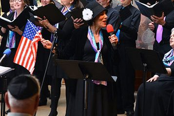 Congregation Beth Elohim, solo