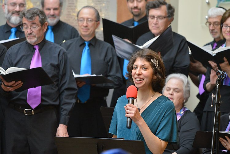 Congregation Beth Elohim, wonderful music family