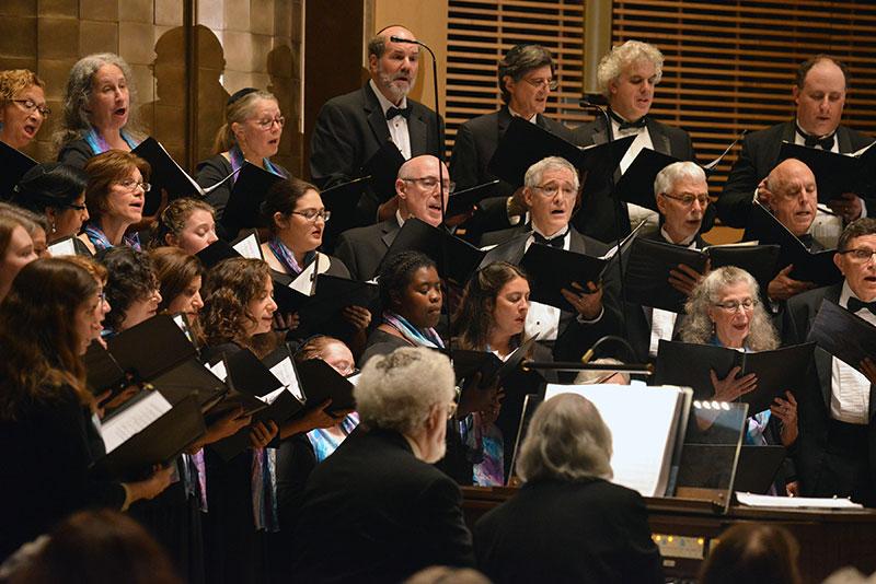 Chorus, Masterworks of Majesty, Nov. 2017