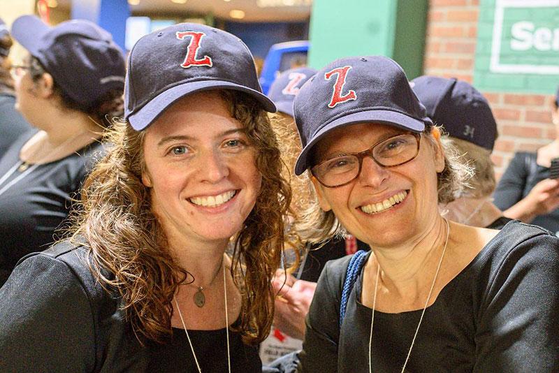 Deborah and Rachel