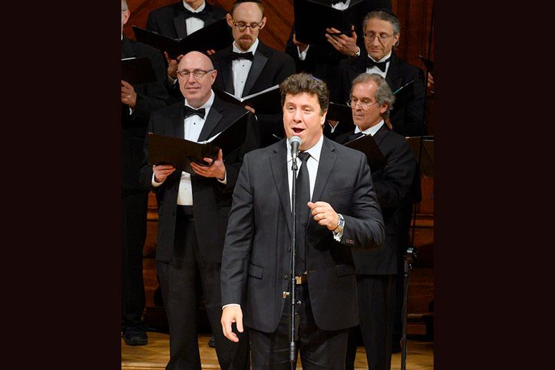 Elias Rosemberg soloist