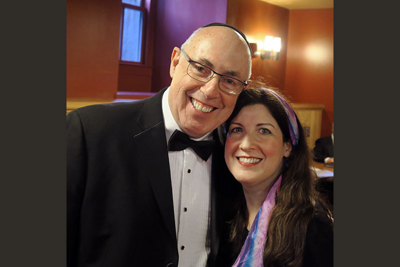 Gilbert Schiffer and Susan Rubin
