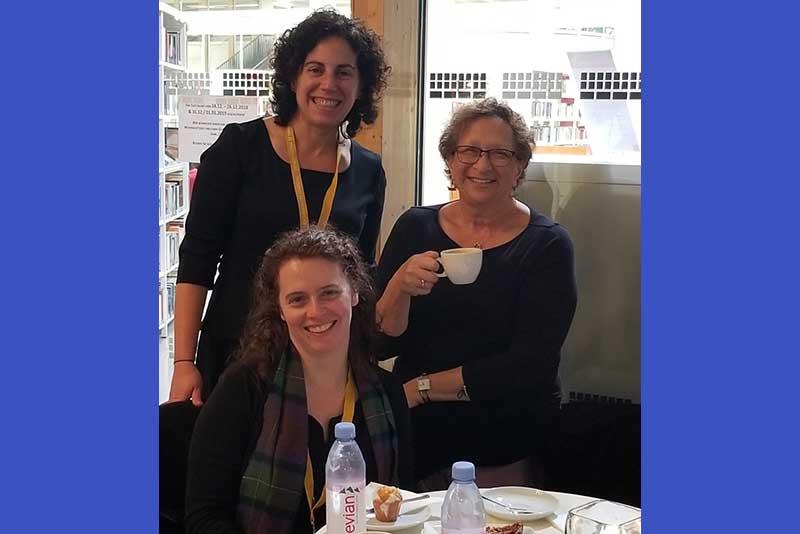 Deborah Melkin, Charna Westervelt, Rachel Seliber
